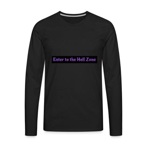 Hell - Men's Premium Long Sleeve T-Shirt