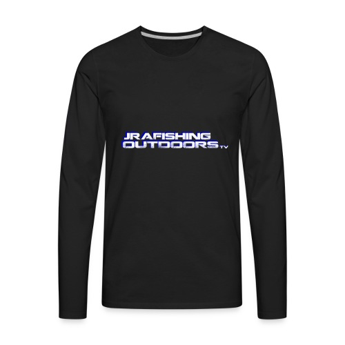 JRAFishing Oudoors - Men's Premium Long Sleeve T-Shirt