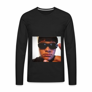 ItzJustCameron - Men's Premium Long Sleeve T-Shirt