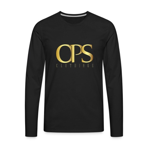ops stuff - Men's Premium Long Sleeve T-Shirt