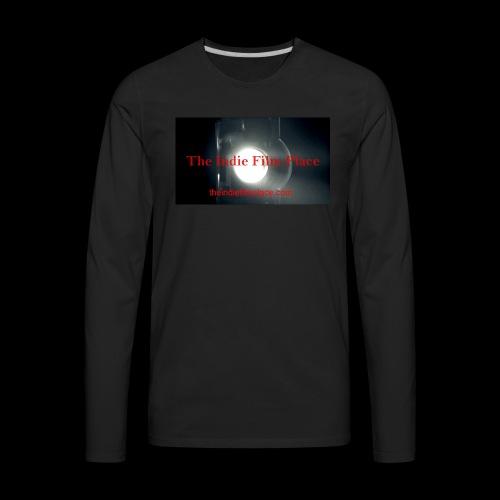 IFP Grindhouse Logo - Men's Premium Long Sleeve T-Shirt