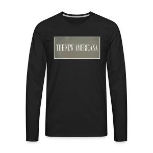 We Are - Men's Premium Long Sleeve T-Shirt