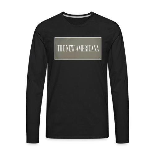 We Are - Men's Premium Long Sleeve T-Shirt