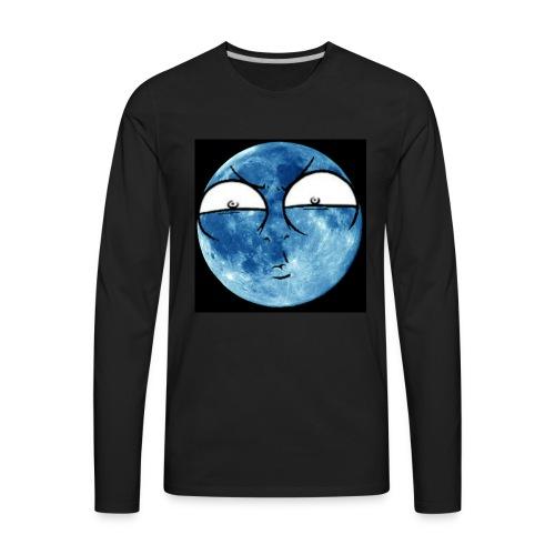 BLUE MOON ORIGINAL - Men's Premium Long Sleeve T-Shirt