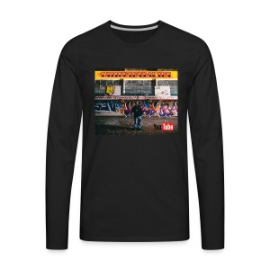 Urbex High School TattooTonyAlton - Men's Premium Long Sleeve T-Shirt