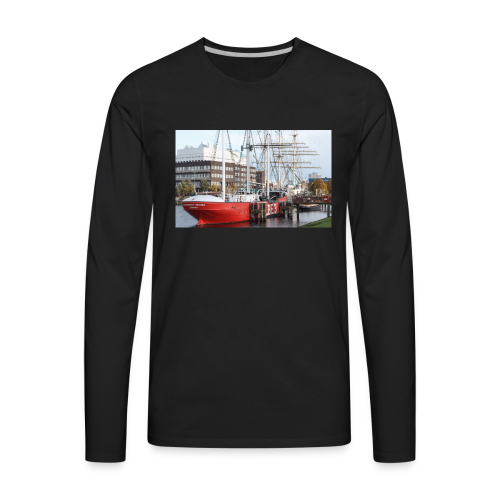 Wilhelmshaven - Men's Premium Long Sleeve T-Shirt