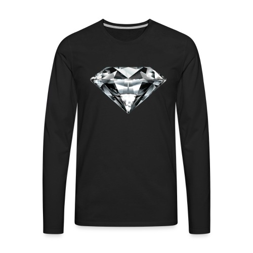 5315277 diamond 2 - Men's Premium Long Sleeve T-Shirt