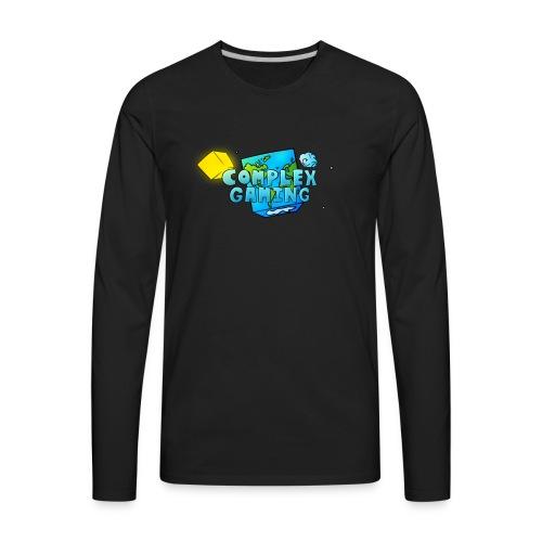 Complex Gaming - Men's Premium Long Sleeve T-Shirt