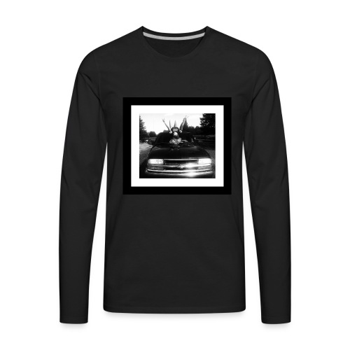 Country Life - Men's Premium Long Sleeve T-Shirt