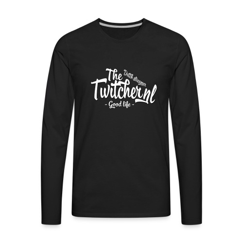 Original The Twitcher nl - Men's Premium Long Sleeve T-Shirt