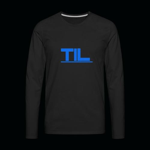 This Is Life - Men's Premium Long Sleeve T-Shirt