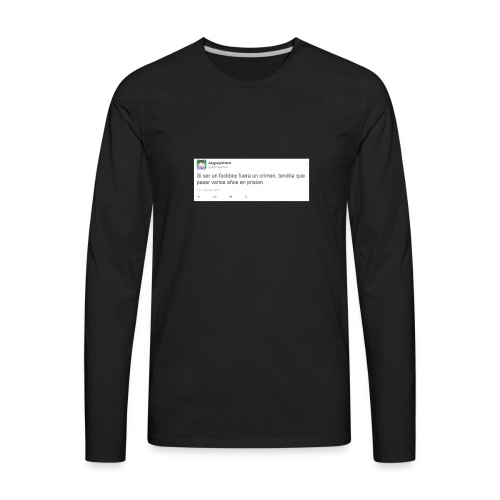 twt - Men's Premium Long Sleeve T-Shirt