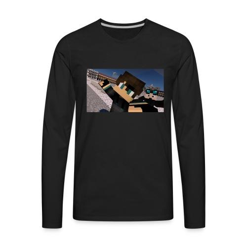 aroundtheglobeportugal - Men's Premium Long Sleeve T-Shirt