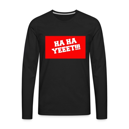 JAdams Official Merch - Men's Premium Long Sleeve T-Shirt