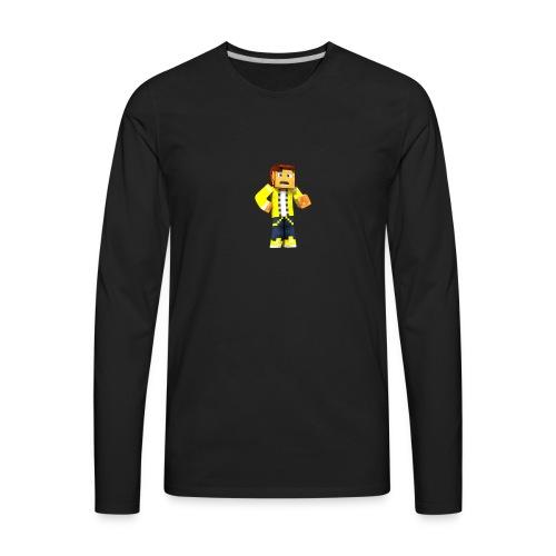 LuckyMonkey - Men's Premium Long Sleeve T-Shirt