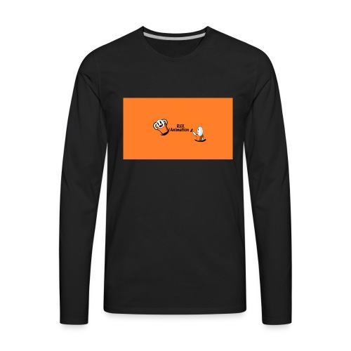 NEW BANNER - Men's Premium Long Sleeve T-Shirt