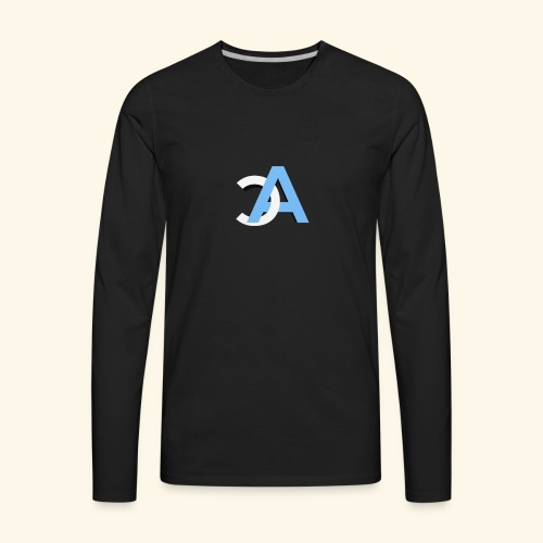 iamcodyandrew merch - Men's Premium Long Sleeve T-Shirt