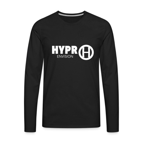 HYPR ENVISION S1 - Men's Premium Long Sleeve T-Shirt