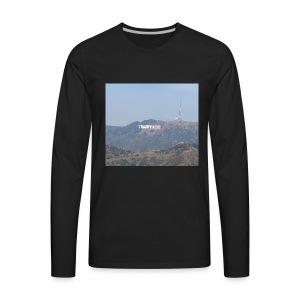 Trappywood Hills - Men's Premium Long Sleeve T-Shirt