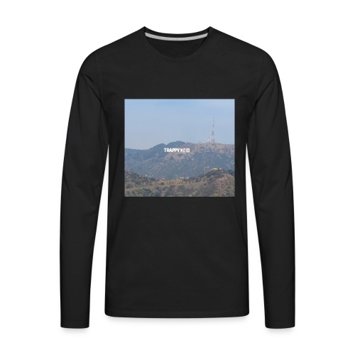 Trappywood Hills - Men's Premium Long Sleeve T-Shirt