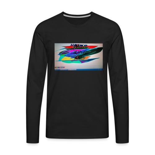 WP 20180924 11 50 18 Pro Hdươngniê Designer free - Men's Premium Long Sleeve T-Shirt