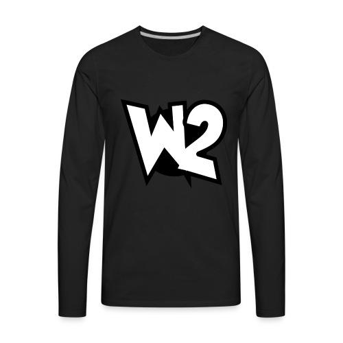WayTwo! - Men's Premium Long Sleeve T-Shirt