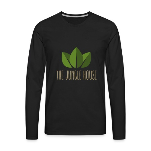 The Jungle House - Men's Premium Long Sleeve T-Shirt