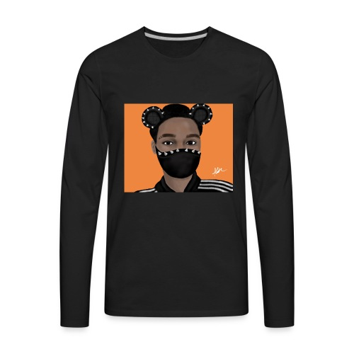 NonStopGamer - Men's Premium Long Sleeve T-Shirt