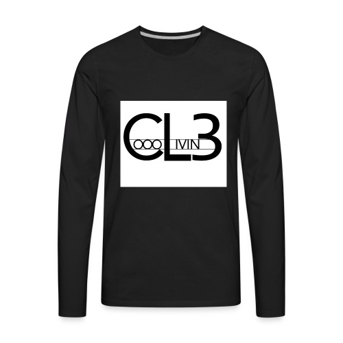 C.L.3 - Men's Premium Long Sleeve T-Shirt