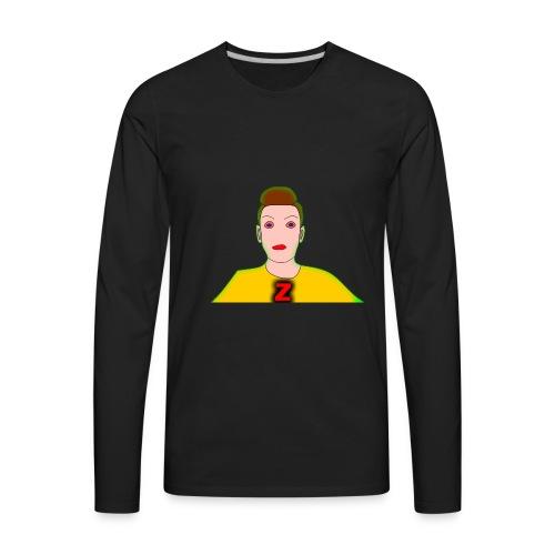 Znitko55Majica - Men's Premium Long Sleeve T-Shirt