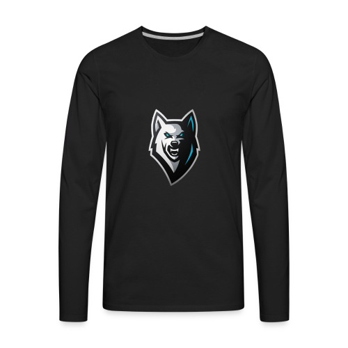 Arctic Wolf Gaming - Men's Premium Long Sleeve T-Shirt