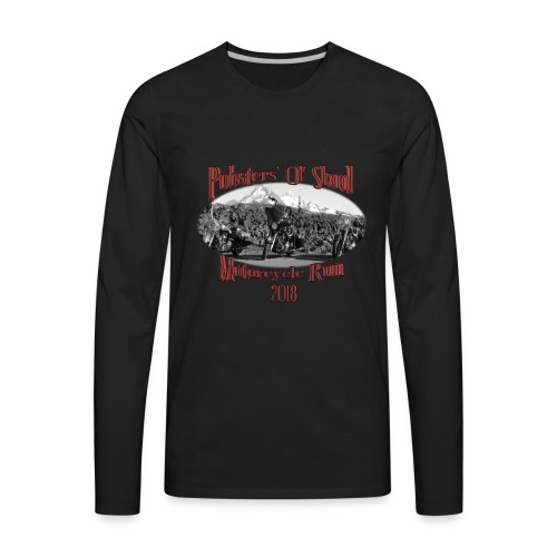 Official Design - Men's Premium Long Sleeve T-Shirt