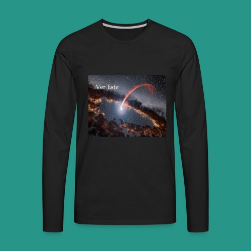 VerEsteNASAestrella - Men's Premium Long Sleeve T-Shirt