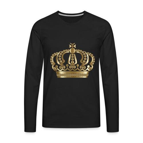 KingAH Gaming - Men's Premium Long Sleeve T-Shirt