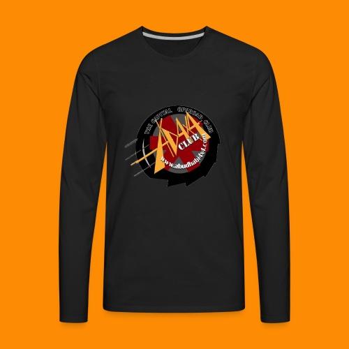 AD4x4 Logo - Men's Premium Long Sleeve T-Shirt