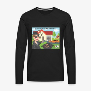 The Servant Automator - Men's Premium Long Sleeve T-Shirt