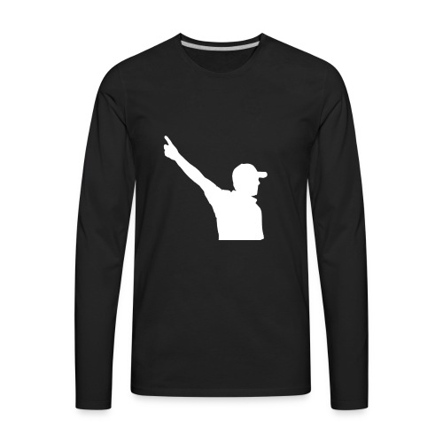 Tour Sauce silhouette - Men's Premium Long Sleeve T-Shirt