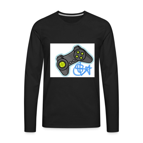 Signed merch - Men's Premium Long Sleeve T-Shirt
