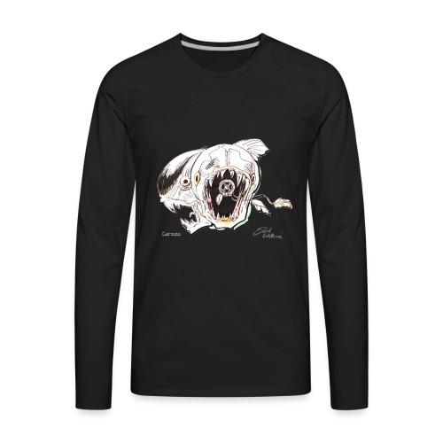 Video Fish - Men's Premium Long Sleeve T-Shirt