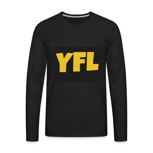YoungForLife cloths - Men's Premium Long Sleeve T-Shirt