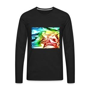 cool bryan in cool - Men's Premium Long Sleeve T-Shirt