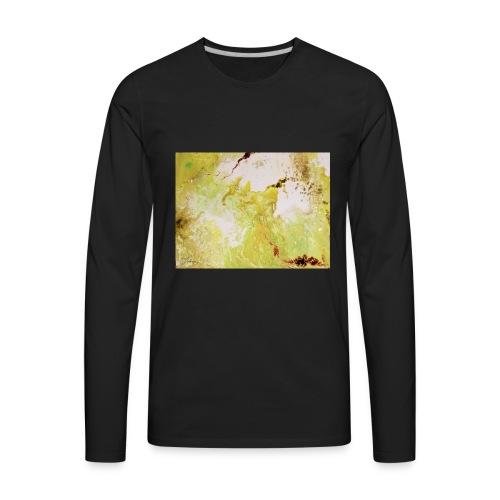 Summer Grass - Men's Premium Long Sleeve T-Shirt