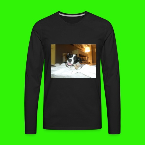 Sportswear (Eating Bone) - Men's Premium Long Sleeve T-Shirt