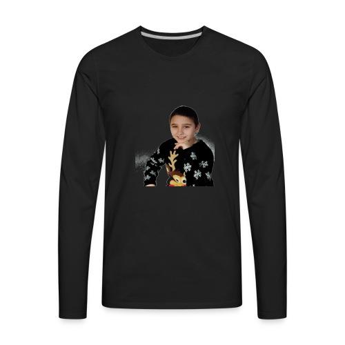 Мен / Me - Men's Premium Long Sleeve T-Shirt