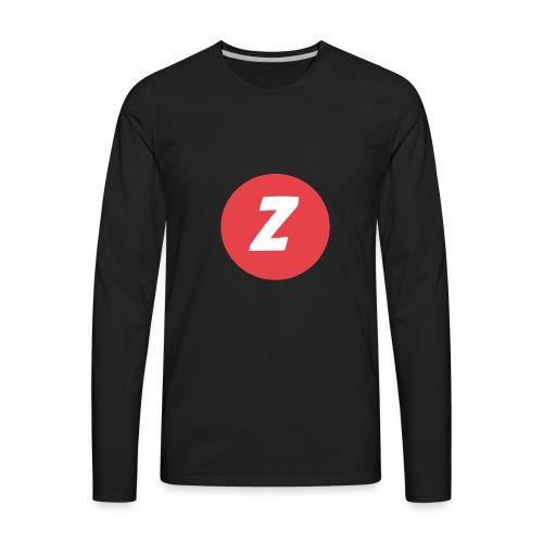 Zreddx's clothing - Men's Premium Long Sleeve T-Shirt