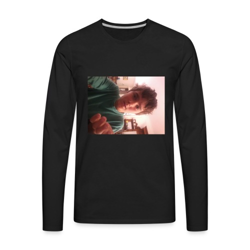 Toby and friends first merch - Men's Premium Long Sleeve T-Shirt
