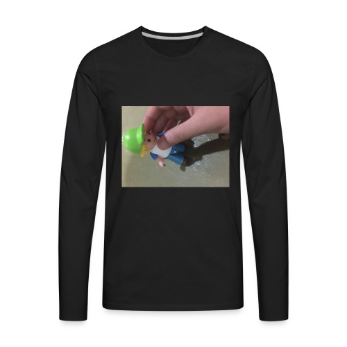 SprayGerf T-Shirt - Men's Premium Long Sleeve T-Shirt