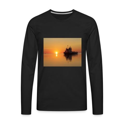 030 - Men's Premium Long Sleeve T-Shirt