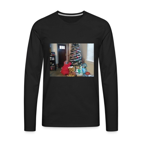 IMG 20171225 090825382 - Men's Premium Long Sleeve T-Shirt