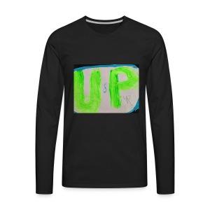 unspeakable logo murch - Men's Premium Long Sleeve T-Shirt